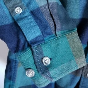 Cozy Flannel Button Down Shirt